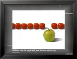 Apfel / Newton Kunst