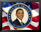 Obama: 44th President Poster