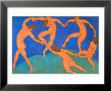 The Dance Posters av Henri Matisse