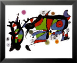 Obra de Joan Miro Art by Joan Miró