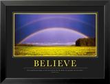 Believe Prints
