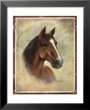 Equestrian Delight Poster by Ruane Manning