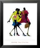 Shop 'til You Drop Prints by Shan Kelly