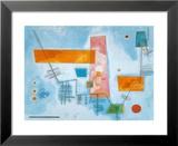 Structure Angulaire Kunstdrucke von Wassily Kandinsky