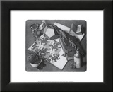 Reptilien Poster von M. C. Escher