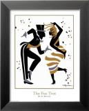 The Fox Trot Konst av Ty Wilson