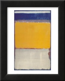 Number 10, 1950 Poster by Mark Rothko