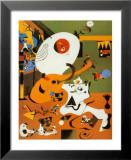 Interieur Hollandais I Poster by Joan Miró