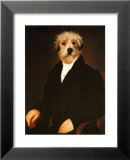 Ancestral Canine I Prints by Thierry Poncelet