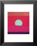 Sunset, c.1972 40/40 (fuchsia) Print van Andy Warhol