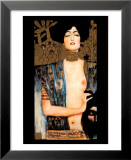 Judith Láminas por Gustav Klimt