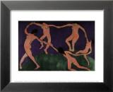 Dance I Kunst av Henri Matisse