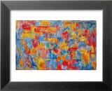 Kartta Posters tekijänä Jasper Johns