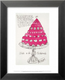 Wild Raspberries, c.1959  (pink) Poster von Andy Warhol