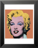 Marilyn Monroe - Orange, ca.1964 Poster von Andy Warhol