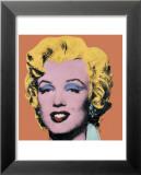 Shot Orange Marilyn, c.1964 Posters van Andy Warhol