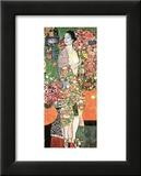 The Dancer, c.1918 Poster von Gustav Klimt