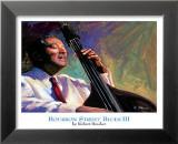 Bourbon Street Blues III Posters av Robert Brasher