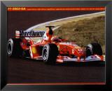 Ferrari Formel 1, 2003 Poster