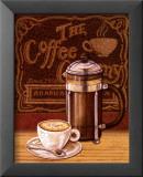 Cafe Mundo IV Posters tekijänä Charlene Audrey