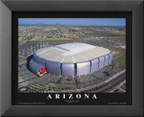Arizona Cardinals- Glendale, Arizona Kunst