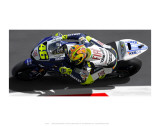 Valentino Rossi Posters by Ron Fisher