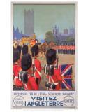 Visit l'Angleterre Southern Railway ポスター