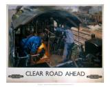 Clear Road Ahead, Monmouth Castle Láminas