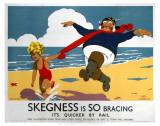 Skegness Is So Bracing Posters