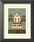 The Front Porch Prints by Warren Kimble