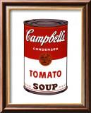 Campbells soppa I, 1968 Posters av Andy Warhol