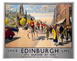 LNER Edinburgh Prints