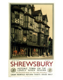 Shrewsbury Posters