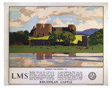 Rhuddlan Castle Posters