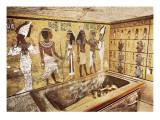 Tomb of Tutankhamun Poster