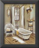 French Bath XI Prints by Silvia Vassileva