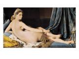 La Grande Odalisque Poster von Jean-Auguste-Dominique Ingres