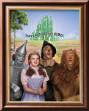 The Wizard of Oz: No Place Like Home Glitter Plakater