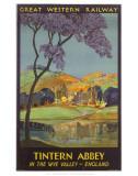 Tintern Abbey 高画質プリント