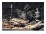 Tisch Giclée-Premiumdruck von Clara Peeters