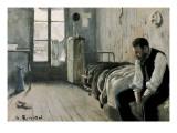 My Room in Paris Prints by Santiago Rusinol