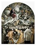 The Burial of Count Orgaz Julisteet tekijänä  El Greco