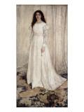 Symphony in White, No Affiches par James Abbott McNeill Whistler