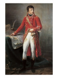 Bonaparte, First Consul Prints by Antoine-Jean Gros