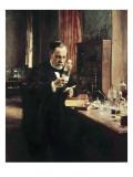 Louis Pasteur Posters af Albert Edelfelt