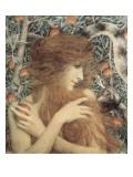 Eve Poster par Lucien Lévy-Dhurmer