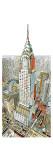 Manhattan Art by  HR-FM