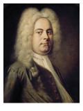 George Frideric Händel Posters by Balthasar Denner