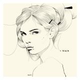 Sutileza Giclée-Premiumdruck von Manuel Rebollo