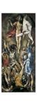 Ylösnousemus Posters tekijänä  El Greco